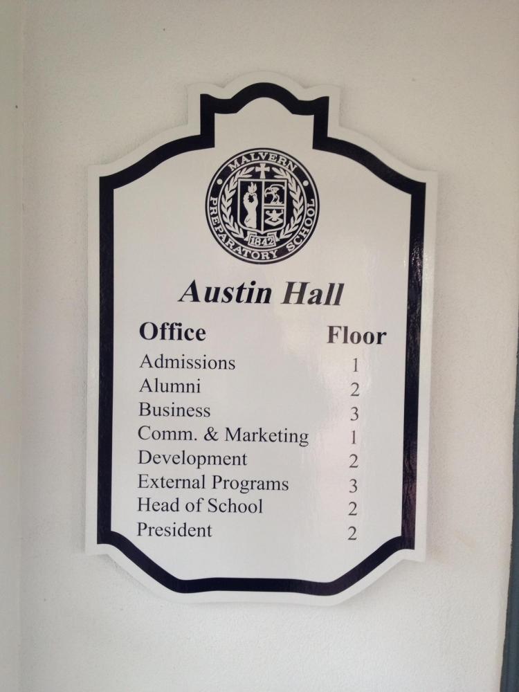 Malvern Prep Austin Hall