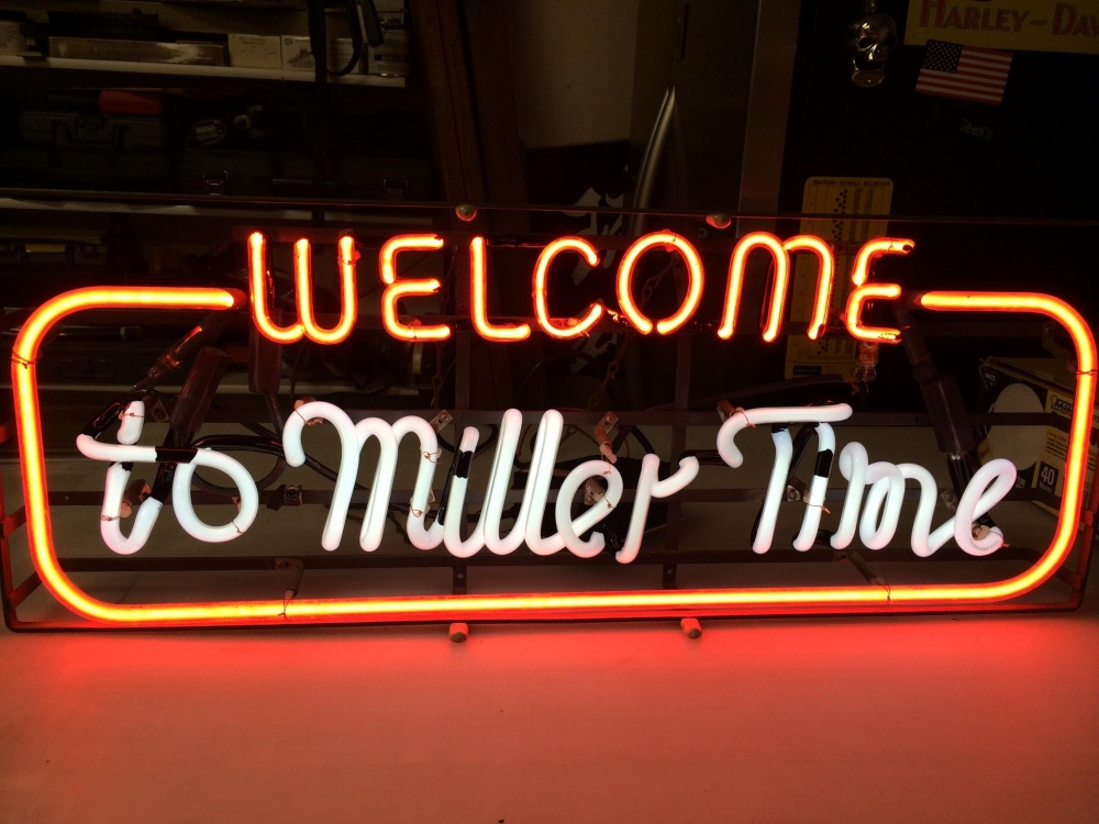 Welcome to Miller Time Day