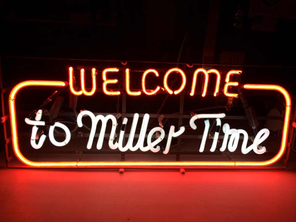 Welcome to Miller Time Night