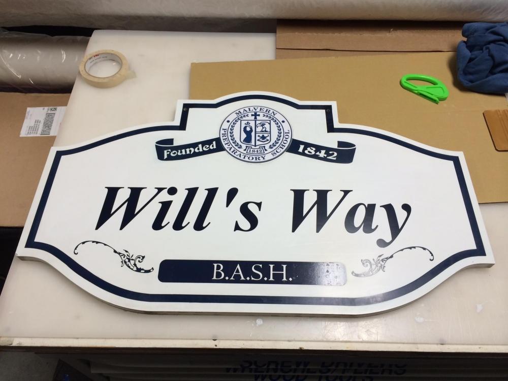 Malvern Prep Will's Way