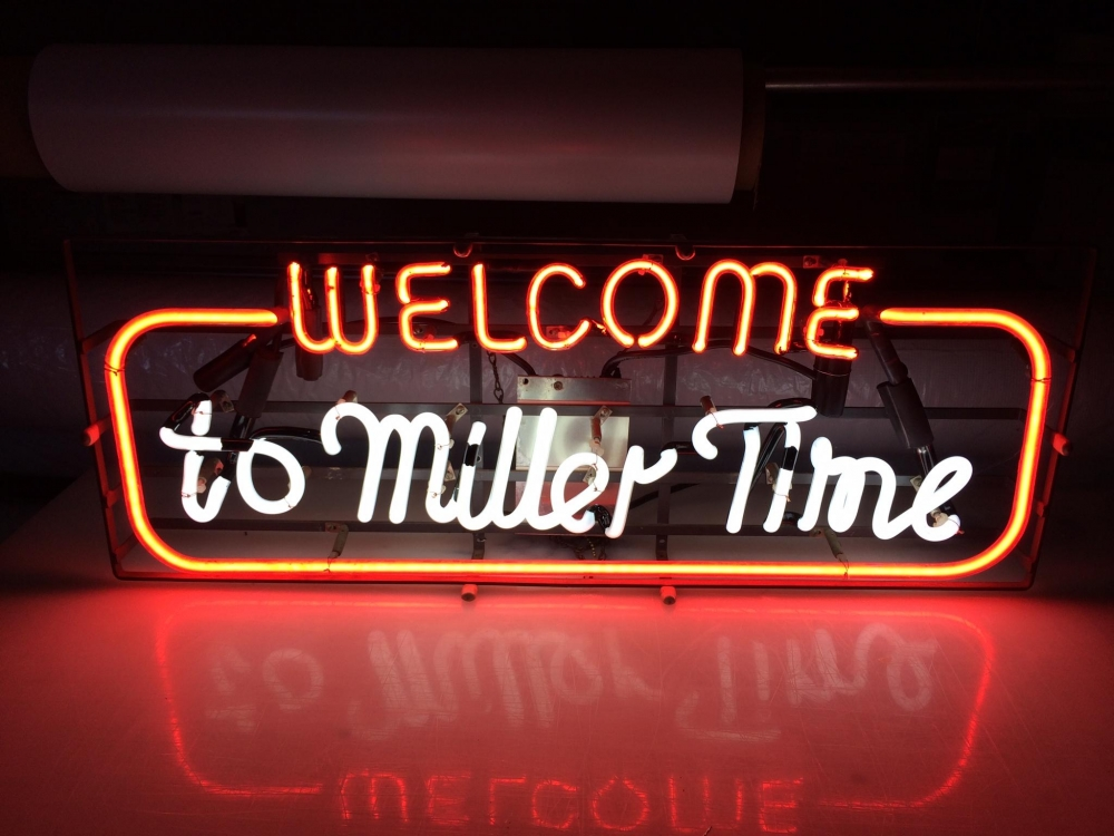 Welcome to Miller Time Reflection