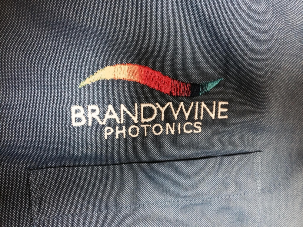 Brandywine Photonics Logo Closeup