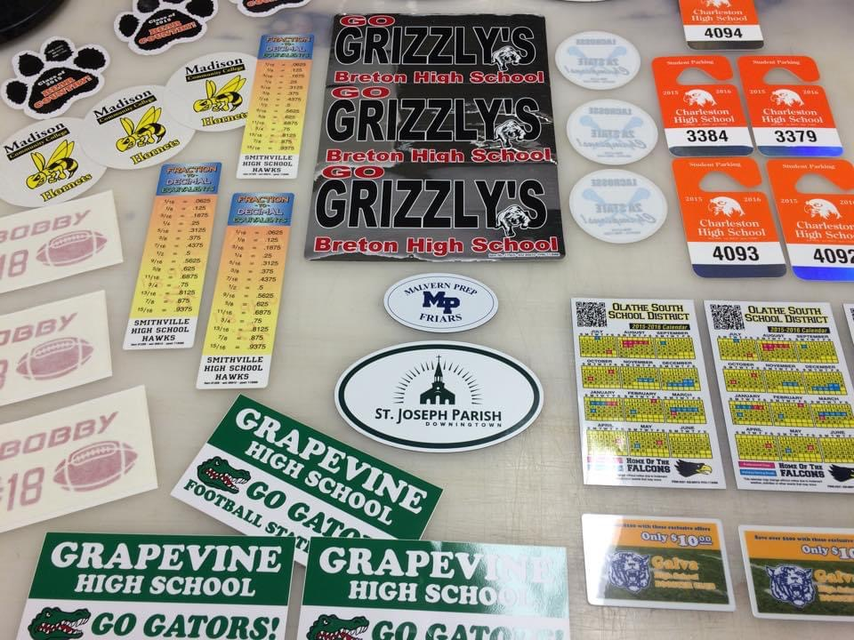 Sticker Variety Sign Studios