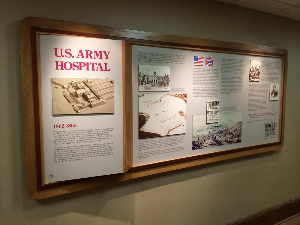 US Army Hospital Board
