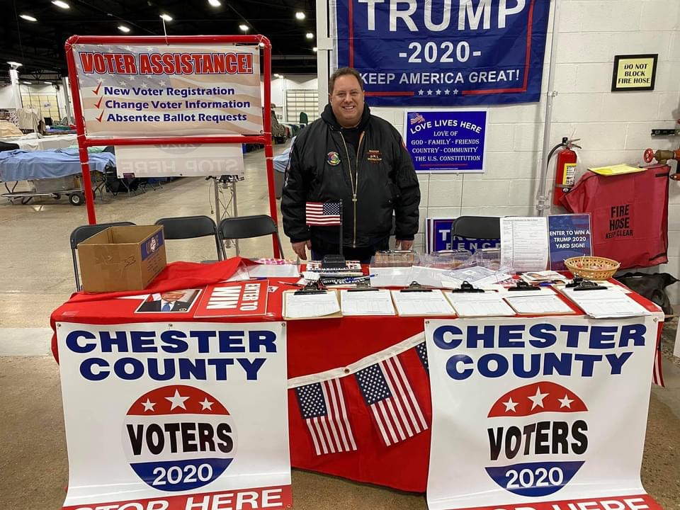 Chester County Political Table