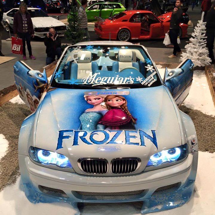 Frozen Hood