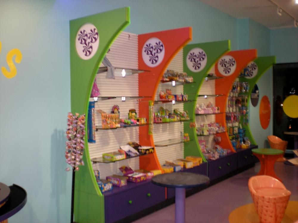 Gumdrops and Sprinkles Custom Candy Displays