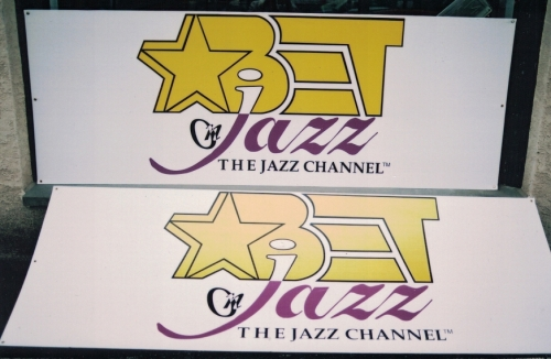 Jazz sports Sign Studios