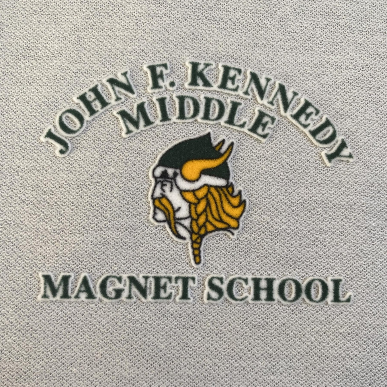 John F. Kennedy Middle Magnet School Patch