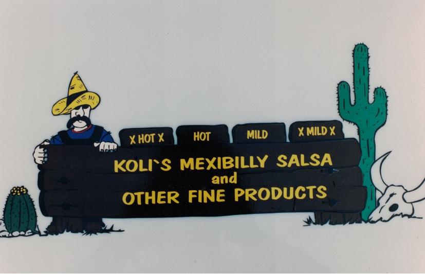Koli's Mexican Salsa