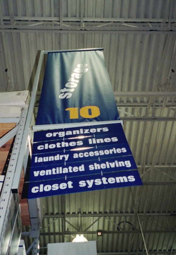 Lowes Pole Banner