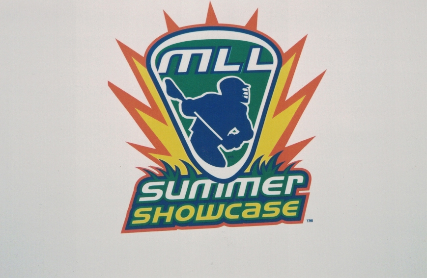 MLL Summer Showcase Logo