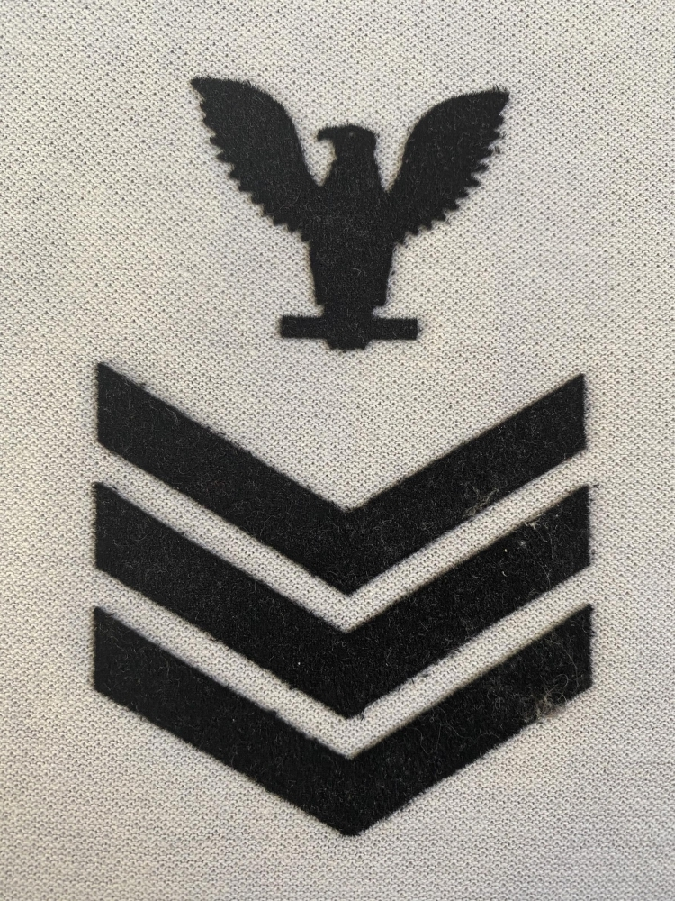 Military Stripes Patch