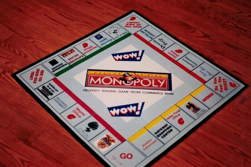 Monopoly Wow custom