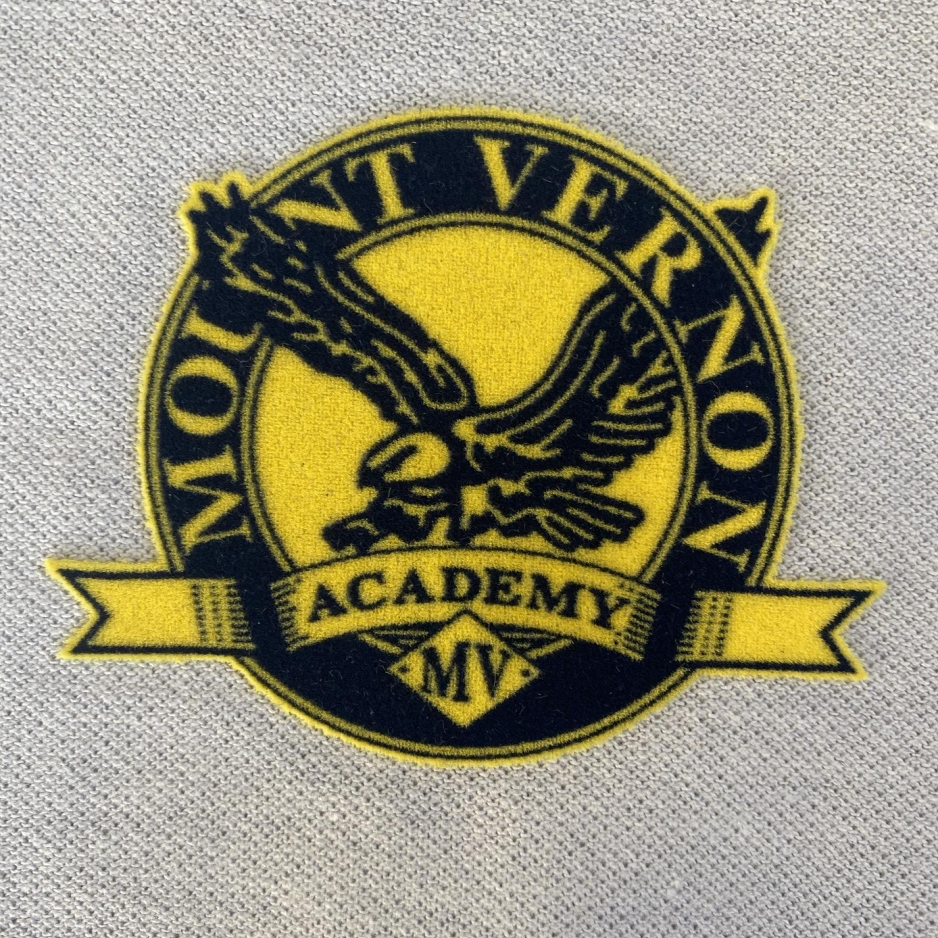 Mount Vernon Academy Patch
