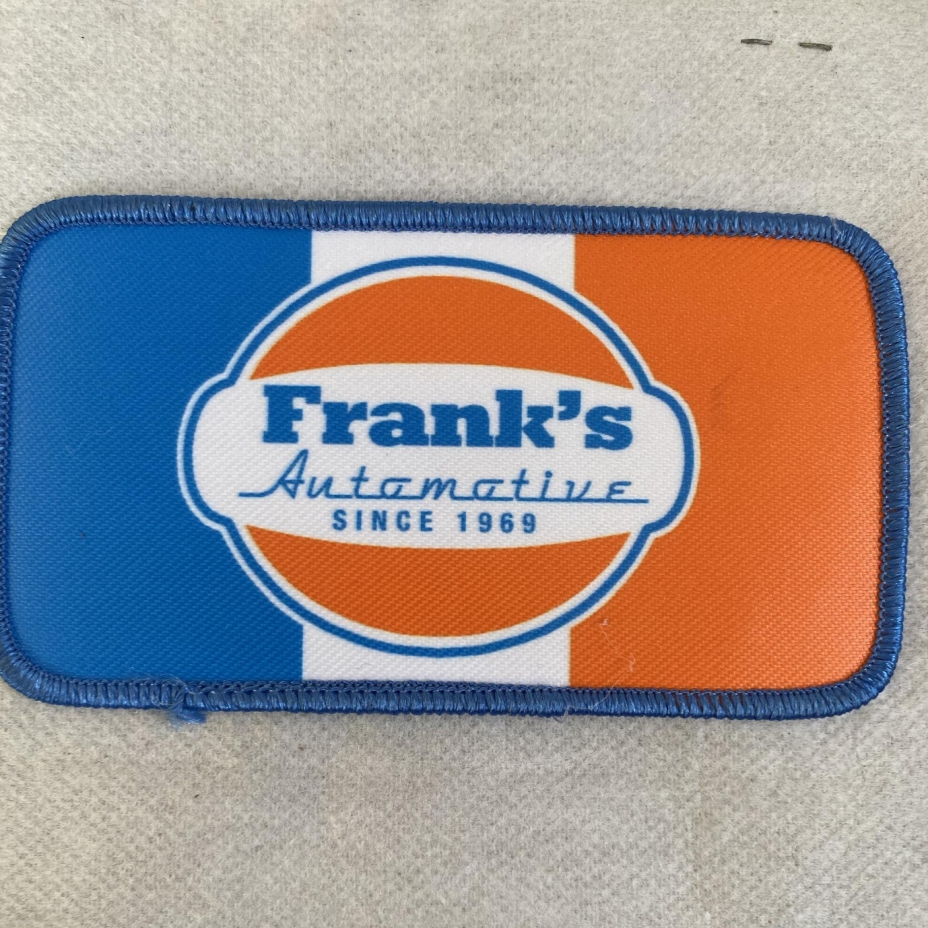 Franks Automotive Patch Sign Studios
