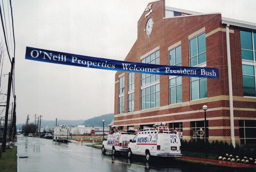 O'neill Properties Welcome Banner