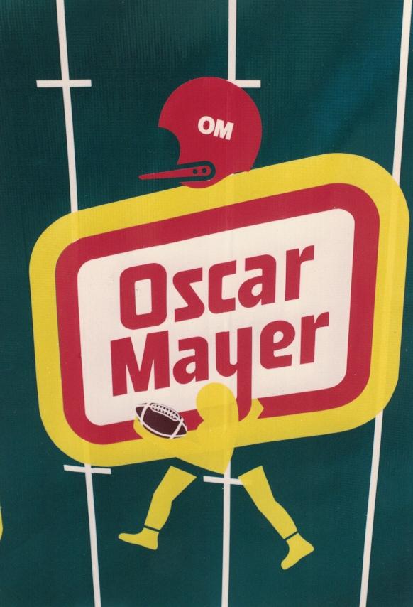 Oscar Mayer logo major corps Sign Studios