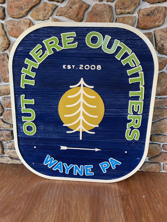 Out There Outfitters Sign 2
