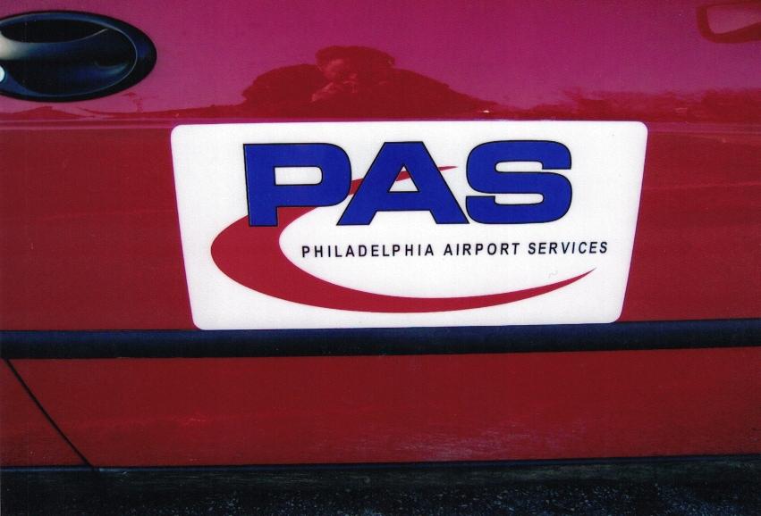 PAS on vehicle