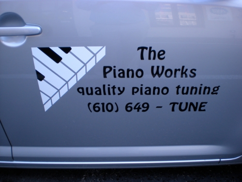 Piano Works 1 auto Sign Studios