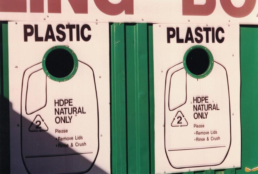 Plastic decals Sign Studios