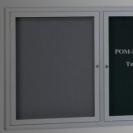 Universal Series Bulletin/Directory Board Cabinet