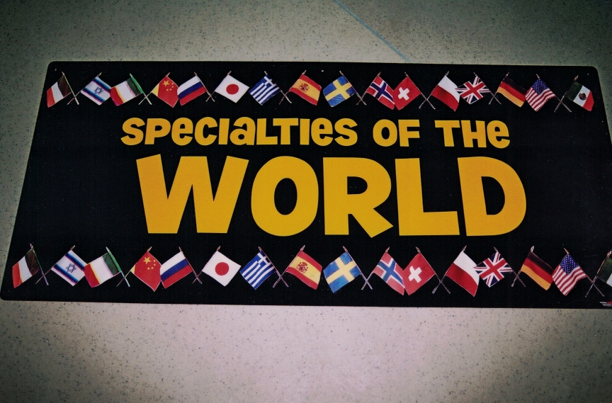 Specialties of the world special Sign Studios