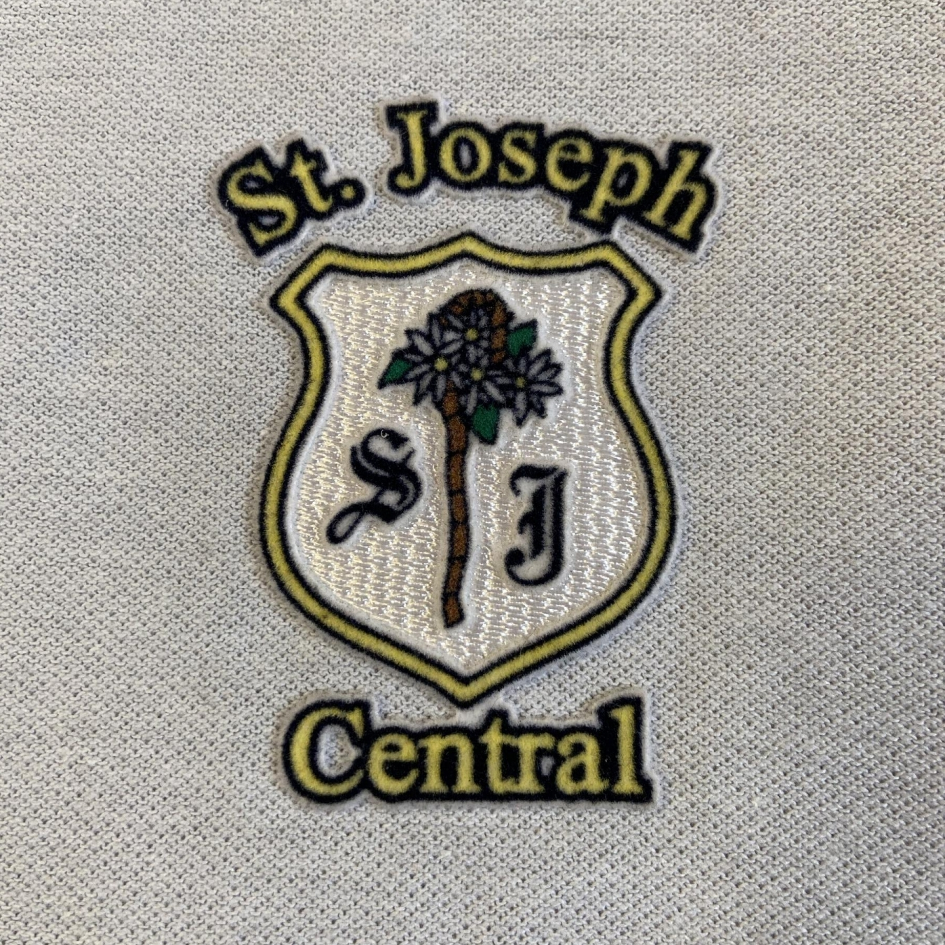 St. Joseph Central 3D Patch