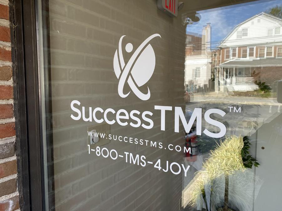 Success TMS Door Close Up