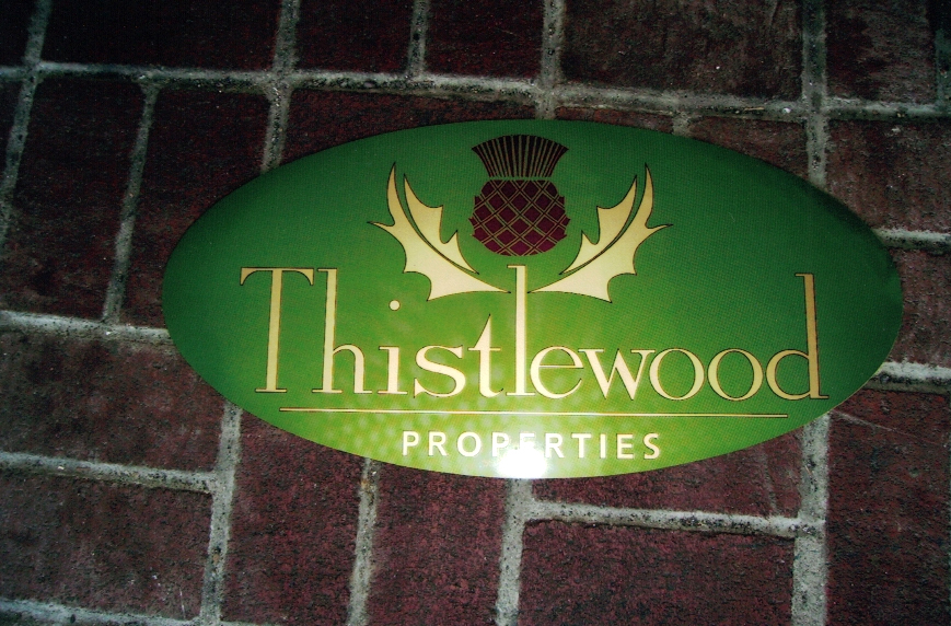 Thistlewood magnetic Sign Studios