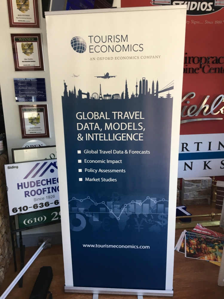 Tourism Economics Retractable