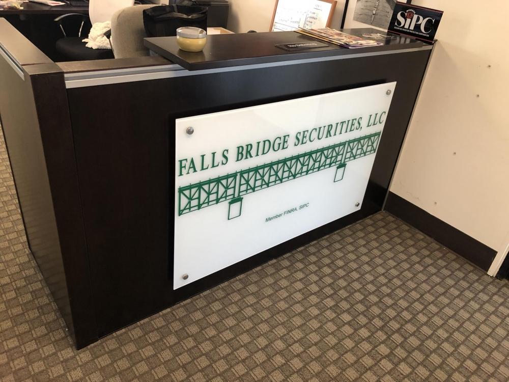 Falls Bridge Securities Left Shot