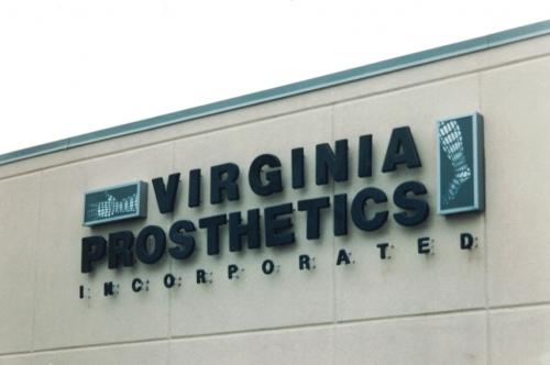Virginia prosthetics hospitals