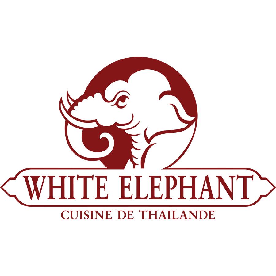 White Elephant Logo
