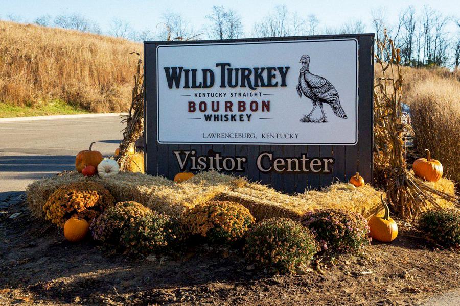 Wild Turkey 2 Sign Studios