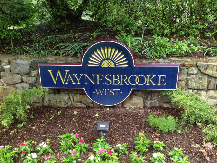 Waynesbrook  3 managment Sign Studios