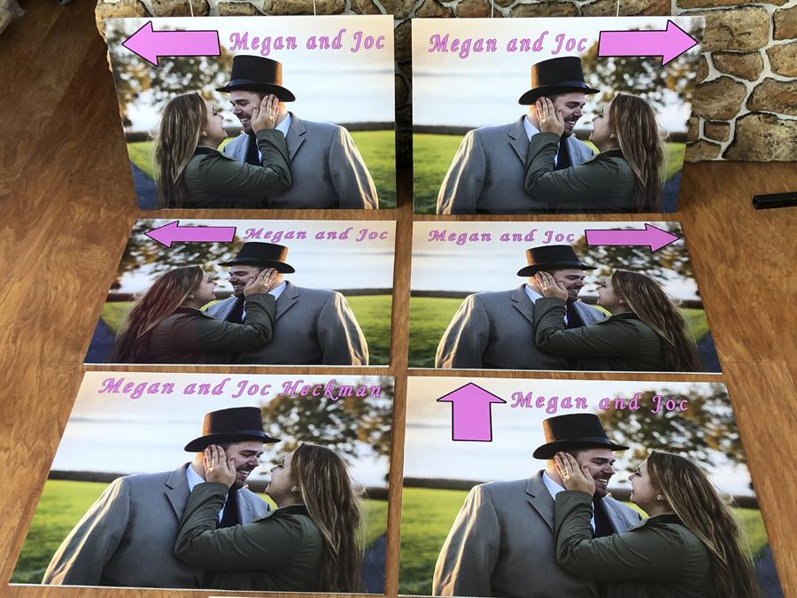Wedding Signs 6 digital