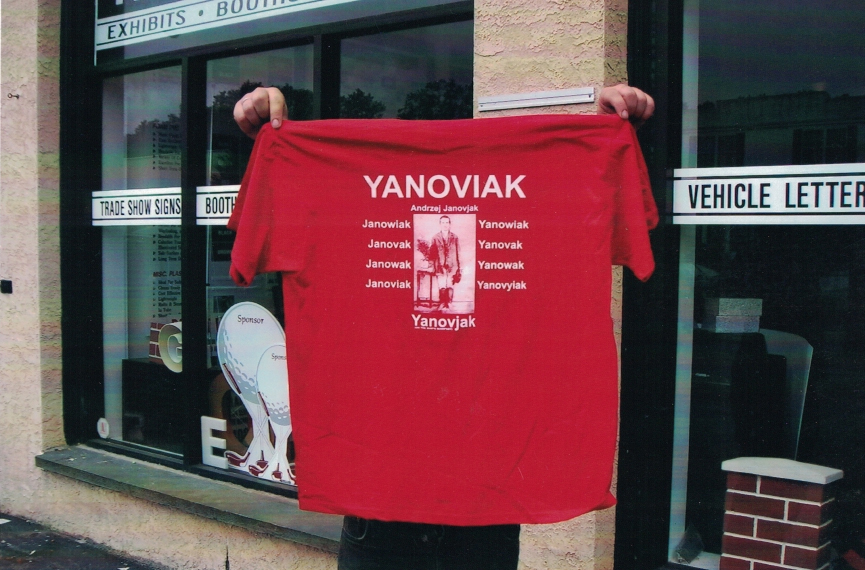 Yanoviak apparel Sign Studios