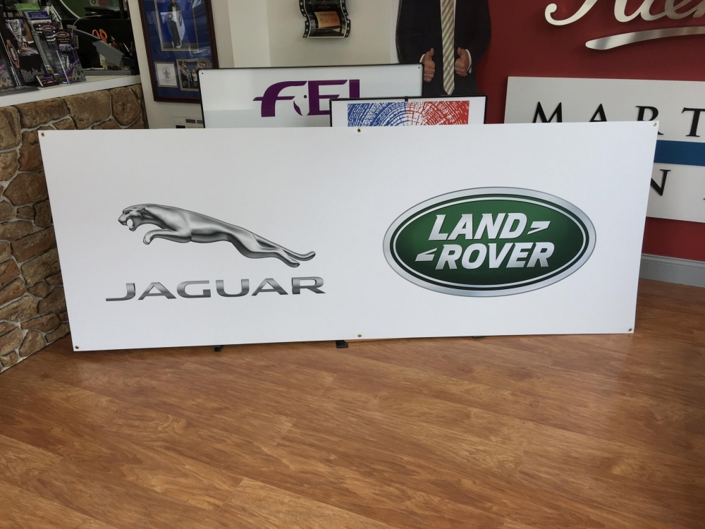 Jaguar and Landrover