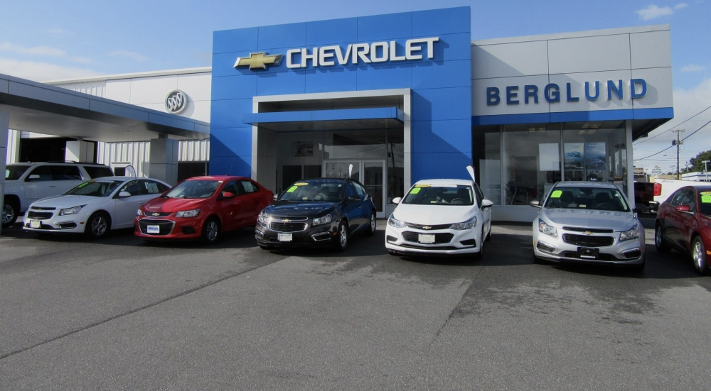 Chevrolet Channel Letters Day