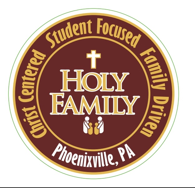Holy Family Coaster
