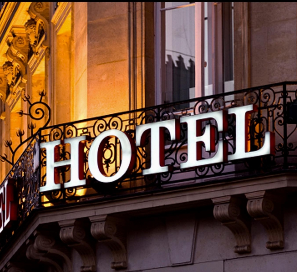 Hotel Channel Letters