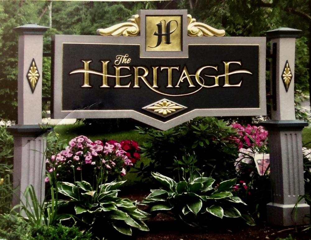 The Heritage Post & Panel