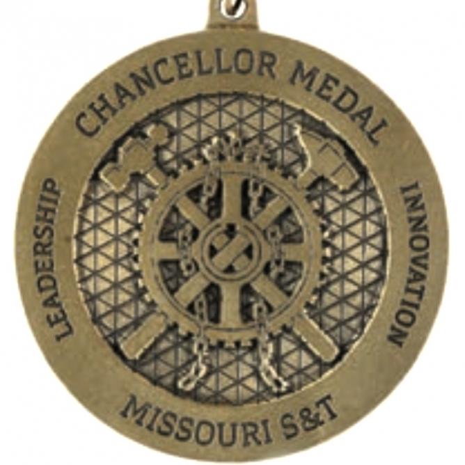 Chancellor Medal Missouri S&T