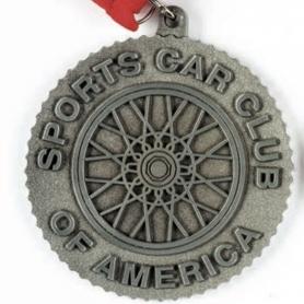 Sports Car Club of America Silver