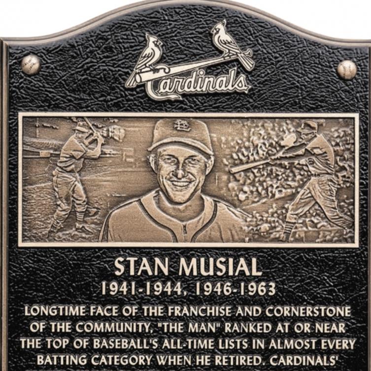 Cardinals Stan Musial