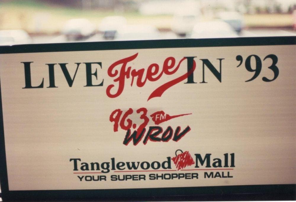 Live Free In '9396.3FM WROVCorro