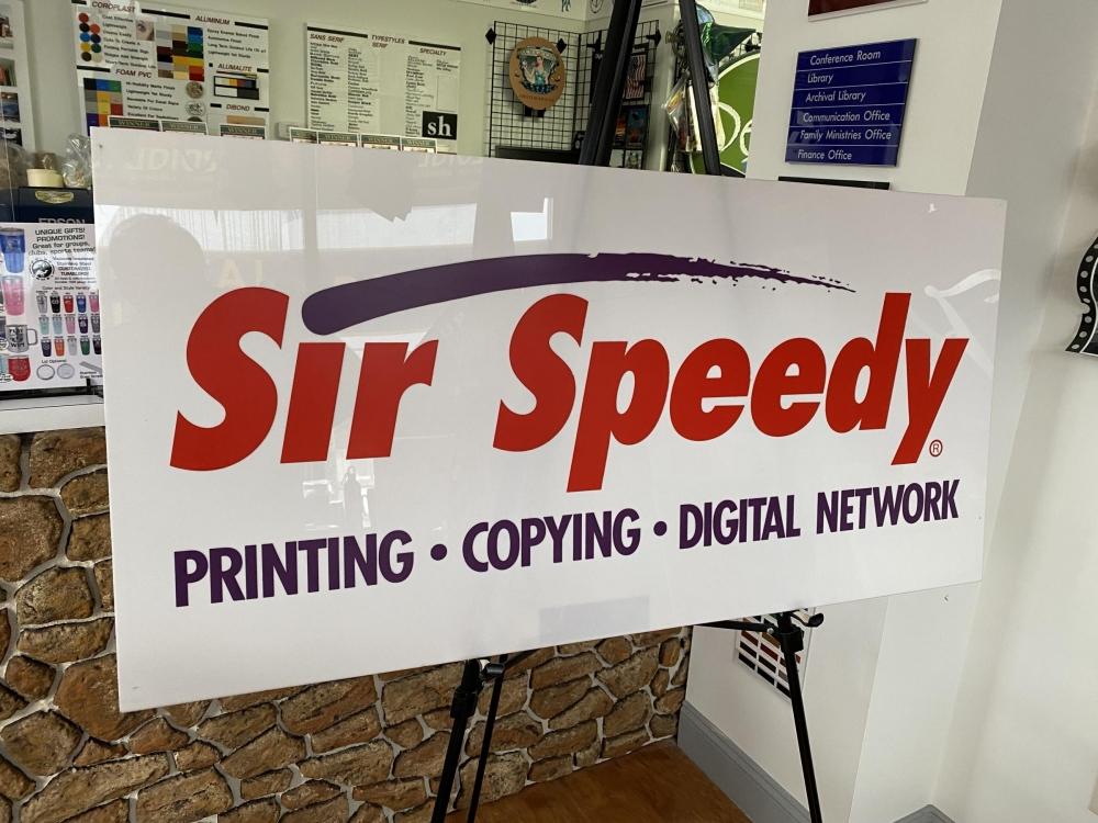 Sir Speedy