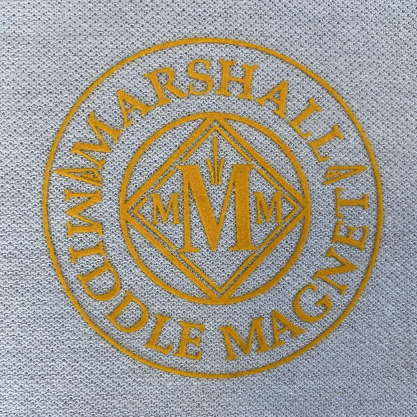 Marshall Middle Magnet Patch